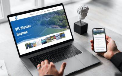 Digitalisierung VfL Kloster Oesede