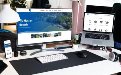 Neue VfL-Homepage online